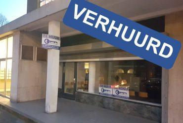 Winkelruimte: Zwartewaalstraat, Rotterdam