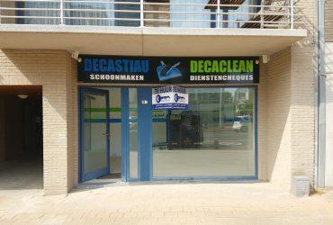 Winkelruimte Koninklijke Baan, Koksijde (België)