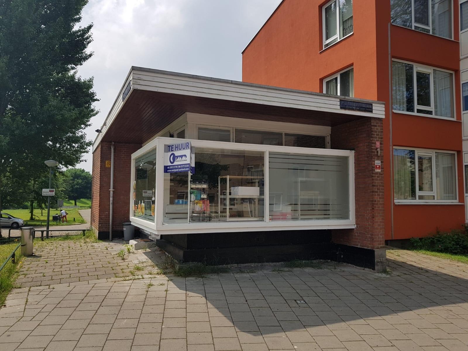 P.J. Troelstralaan, Schiedam