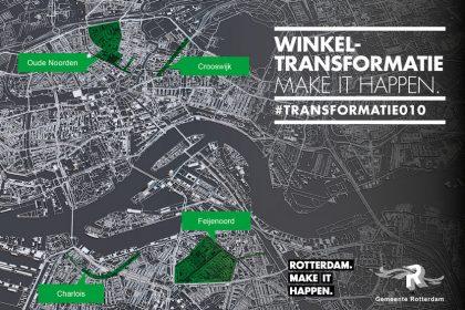 Winkel/ kantoortransformatie in Rotterdam mogelijk?