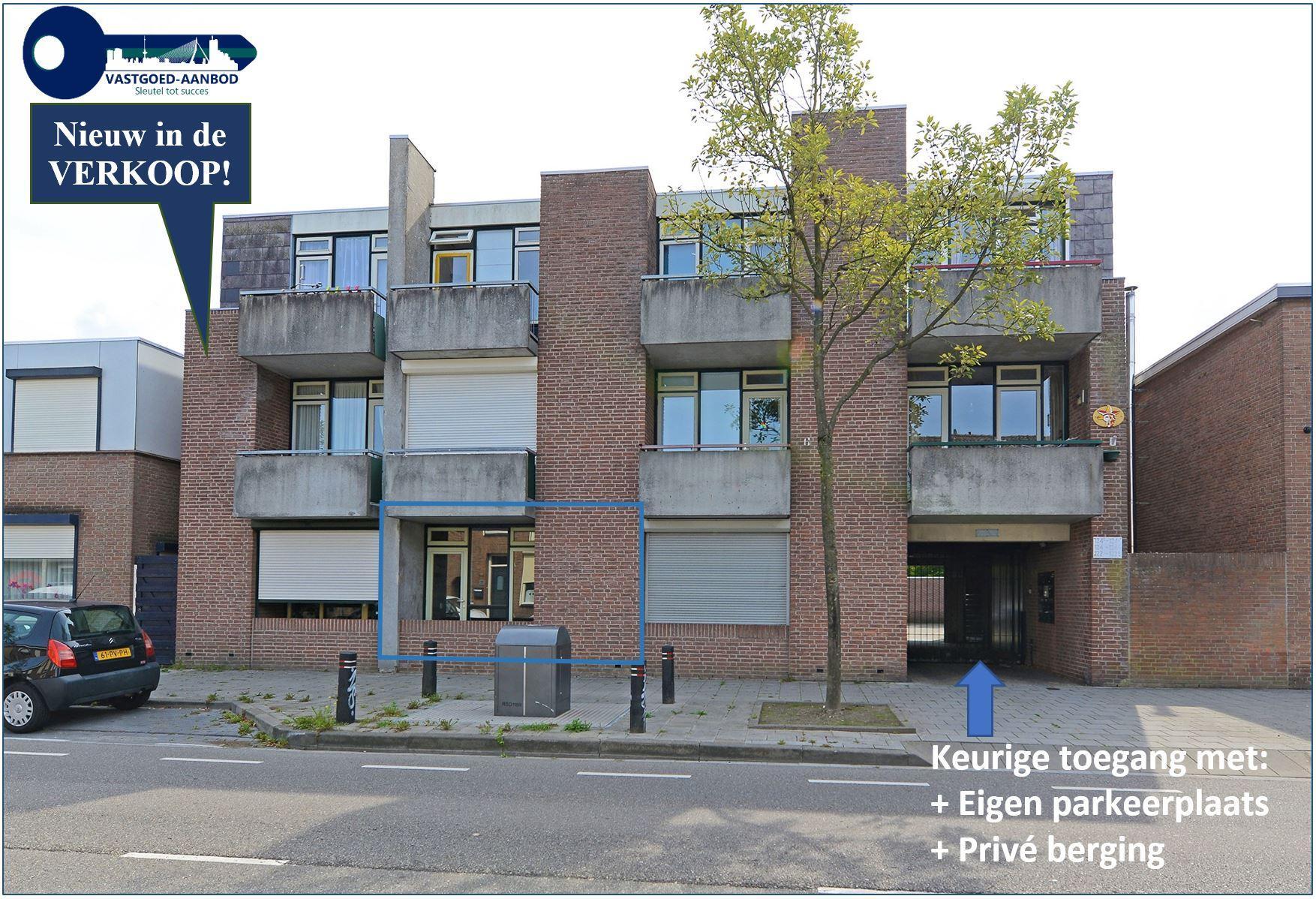 Kalsdonksestraat 122A, Roosendaal